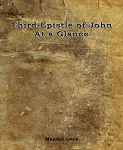 Third Epistle Cover